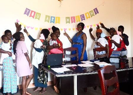 Maternity home uganda